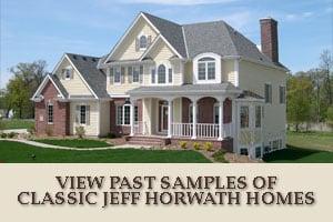 Jeff Horwath Home Designs