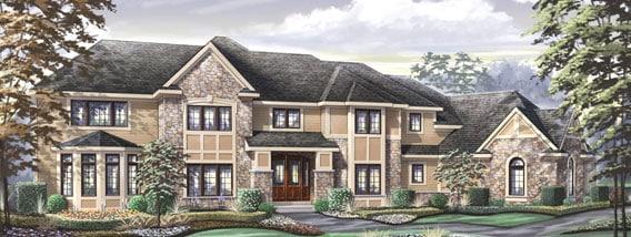Jeff Horwath Custom Home Plans