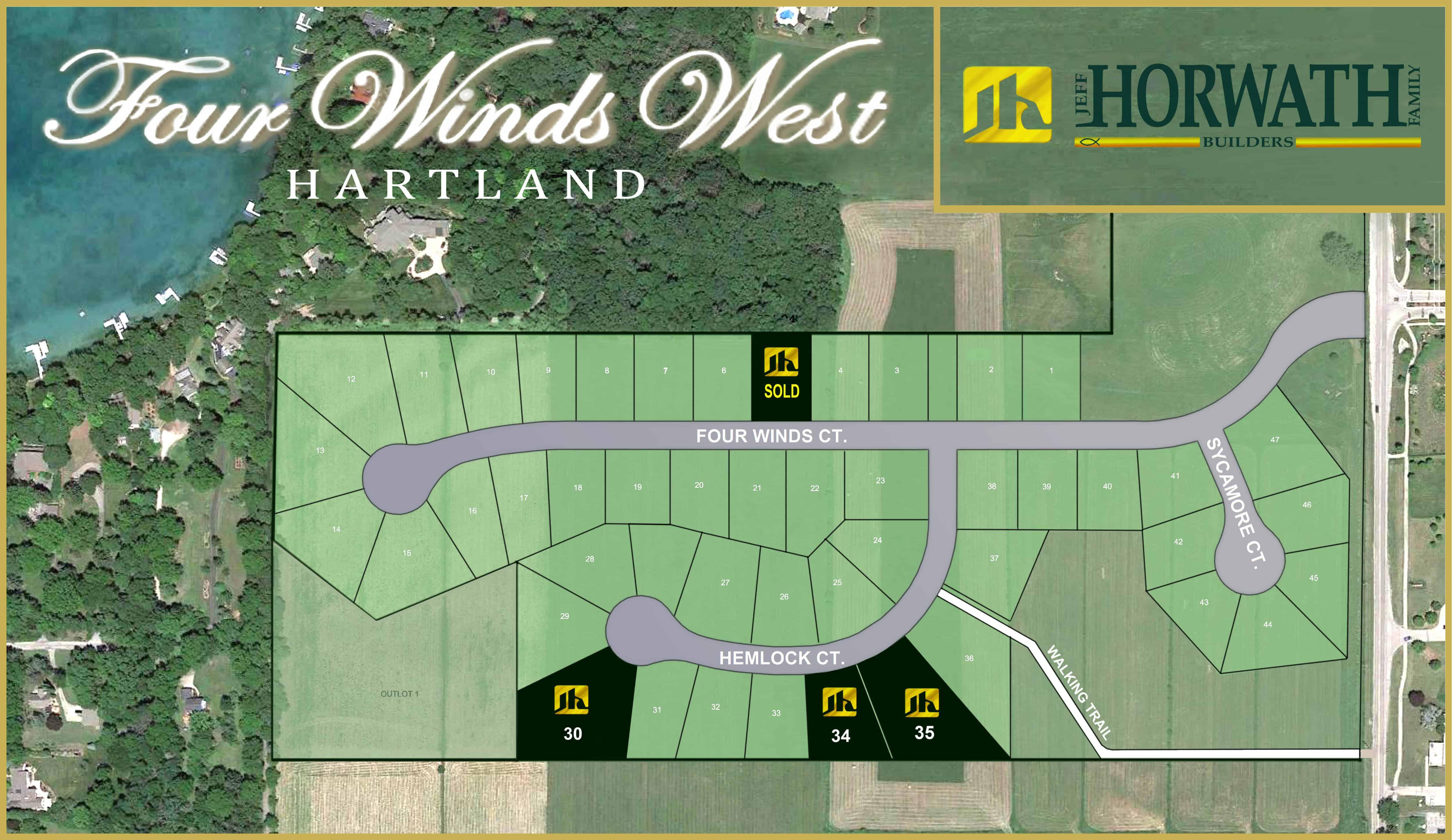 Four winds west plat 2-16-17